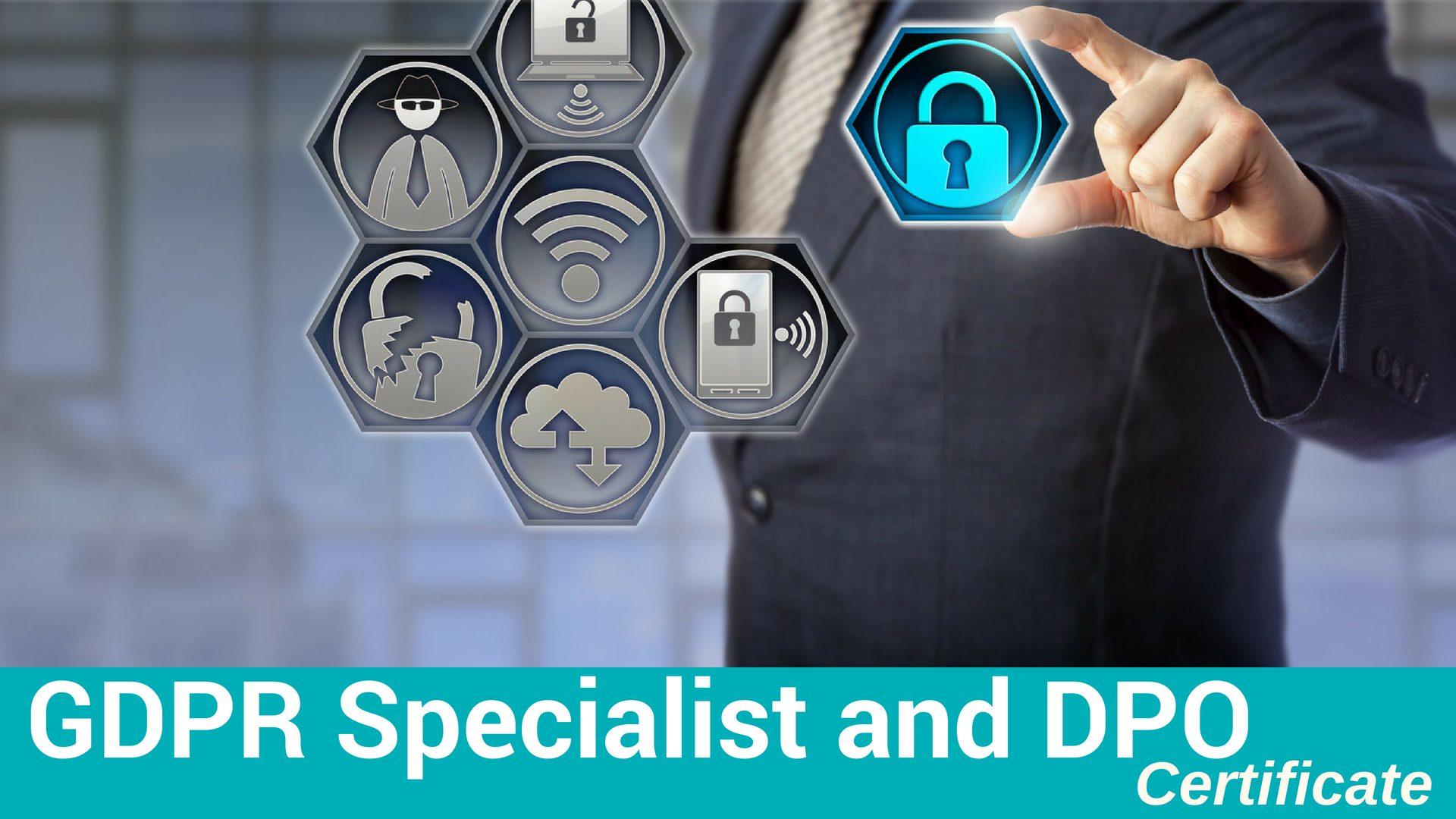 Γίνε επαγγελματίας σύμβουλος GDPR ή/και DPO (Data Protection Officer)