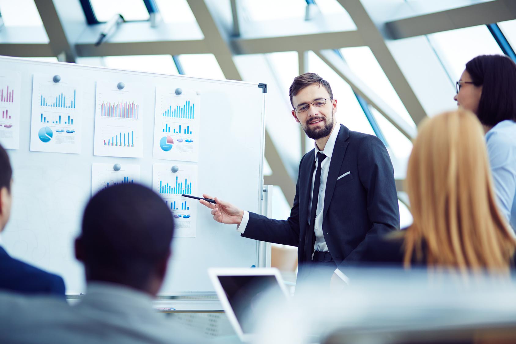 Μεταπτυχιακό πρόγραμμα επαγγελματικής εξειδίκευσης στη Διοίκηση Πωλήσεων.