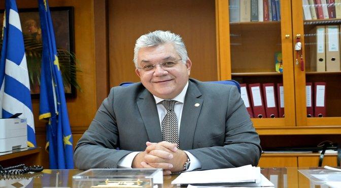 Πρύτανης του ΑΠΘ Νίκος Παπαϊωάννου: Οδεύουμε προς μια εξεταστική τον Σεπτέμβριο με ένα μικτό σύστημα